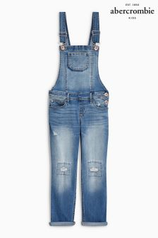 Abercrombie & Fitch Denim Dungarees