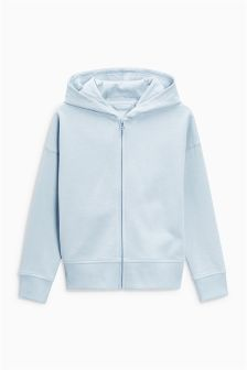 Super Soft Zip Through Hoody (3-16yrs)