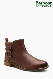 Barbour® Sarah Double Buckle Ankle Boot