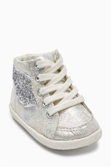 Crawler Wings High Tops (Younger Girls)