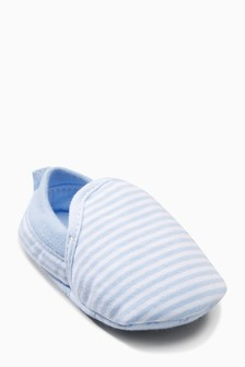 Pram Soft Slip-Ons (Younger Boys)
