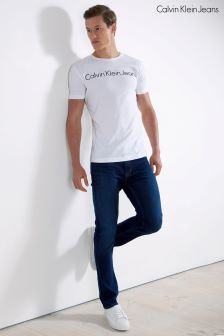 Calvin Klein White Treasure T-Shirt
