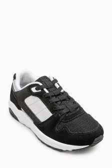 Iridescent Trainers (Older Boys)