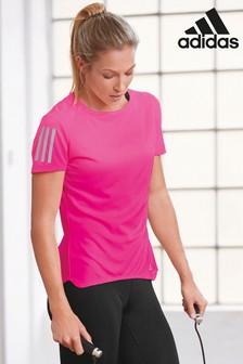 adidas Pink Response Tee