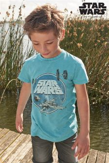 Washed Star Wars™ T-Shirt (3-14yrs)