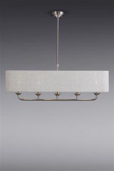 Burford 4 Light Linear Bar