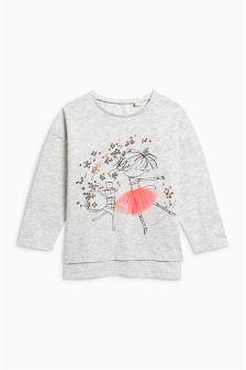 Girl Sequin T-Shirt (3mths-6yrs)
