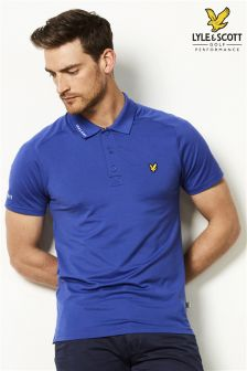Lyle & Scott Tech Polo