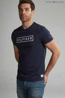 Tommy Hilfiger Blue Axel T-Shirt
