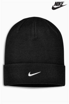 Nike Black Beanie