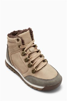 Sporty Hiker Boots (Older Boys)