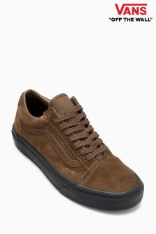Vans Teak Brown/Black Old Skool