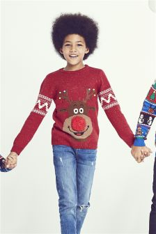 Christmas Jumpers | Xmas Sweaters For Women, Men & Kids | Next