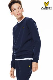 Lyle & Scott Crew Neck Fleece