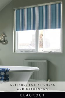Stripe Roller Blind