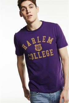 Harlem Graphic T-Shirt