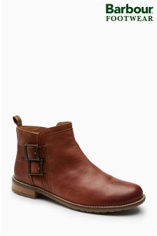 Barbour® Chestnut Sarah Low Buckle Ankle Boot