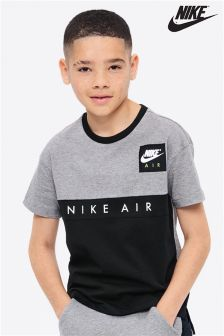 Nike Air Carbon Heather Taped Tee