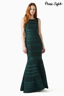 Phase Eight Collection 8 Shannon Layered Full Length Dress