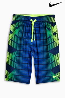 Nike Graphic Print 8-Inch Swim Short