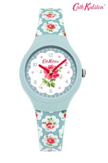 Cath Kidston Provence Rose Silicone Strap Watch