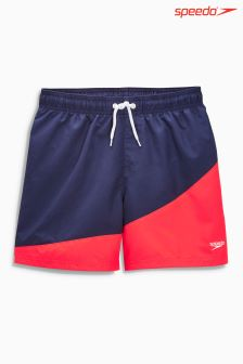 "Speedo® Colour Block 15"" Water Short"