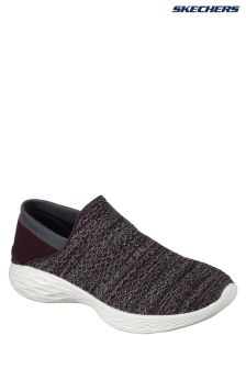 Skechers® Purple You Gore Slip-On