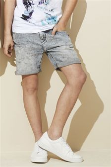 Smoky Five Pocket Shorts (3-16yrs)