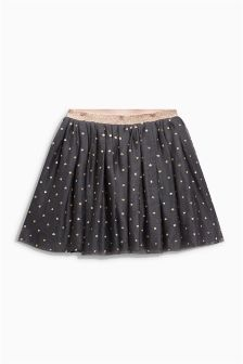 Tulle Embellished Skirt (3-16yrs)