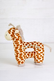 Born In 2018 Giraffe Rattle