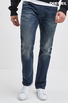 Diesel® Mid Wash 853R Larkee Straight Fit Jean