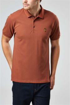 Badge Poloshirt