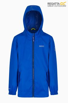 Regatta Oxford Blue Waterproof Disguize Jacket