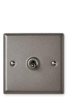 Salvage Single Toggle Light Switch