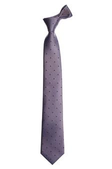Signature Dot Pattern Tie
