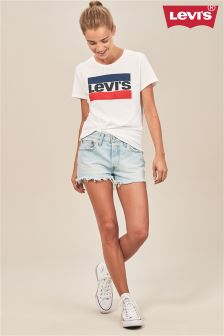 Levi's® 501® Light Wash Denim Short