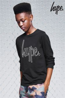 Hype Script Crew Sweat