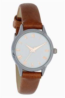 Simple Strap Watch