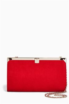 Buy Red Clutch Bags from the Next UK online shop