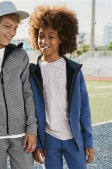 Sporty Zip Through (3-16yrs)