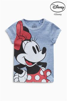 Minnie Mouse™ Print T-Shirt (3mths-6yrs)