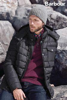 Barbour® Cowl Quilt Jacket