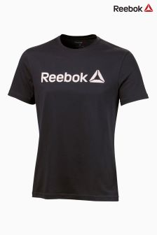 Reebok Black Delta Read Tee