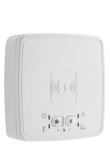 Honeywell White Wireless Home Alarm Camera