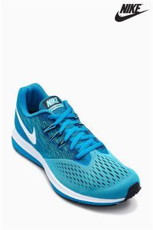 Nike Run Blue Orbit Air Zoom Winflo 4