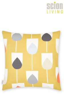 Scion Sula Mustard Cushion