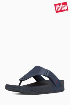 Fitflop™ Navy Trakk II Leather