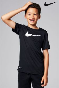 Nike Black Dry Training T-Shirt