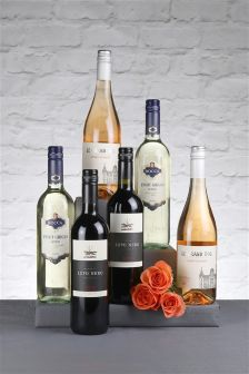 6 Bottles Party Mix Wine Selection