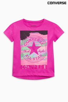 Converse Pink In The Clouds T-Shirt